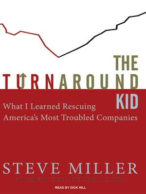 cover image of The Turnaround Kid